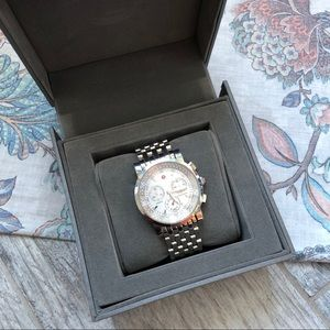 Michele Sport Sail Diamond Watch